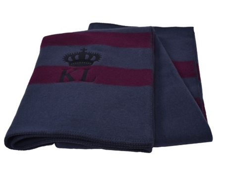 Mila wool blanket